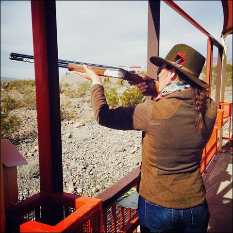Britt Shooting