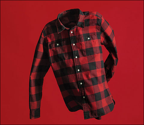 Artemis Rob Roy Buffalo Plaid Shirt