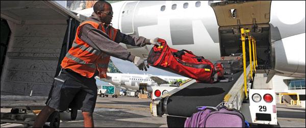 Baggage handler