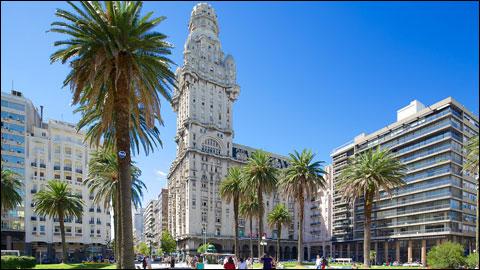 Montevideo Salvo Palace