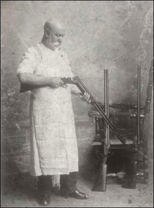 John Robertson Boss Bicentenary