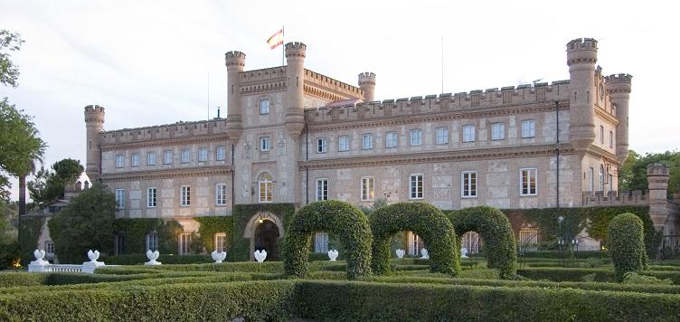Ventosilla Castle Spain