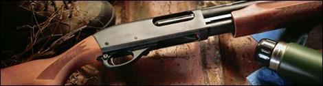Remington Model 870™ Shotguns
