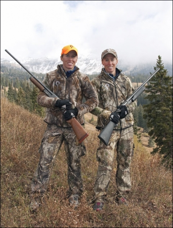 An Olympic Effort to Hunt Colorado's Dusky Grouse