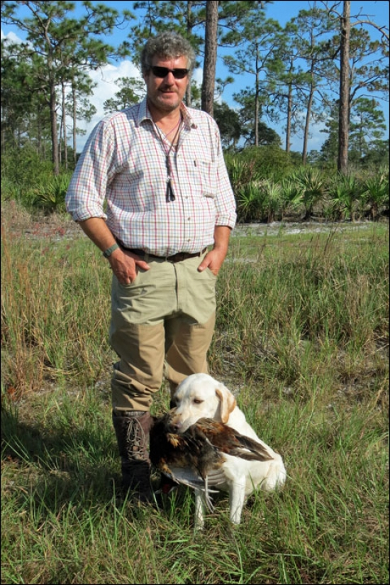 "Trainer Robin Watson Practices ""Gentle Training Culture"" at His New British Gundogs Kennels in Florida"