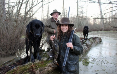 How Living With a Labrador Retriever in Brooklyn, New York Inspired Me to Start Girls With Gundogs