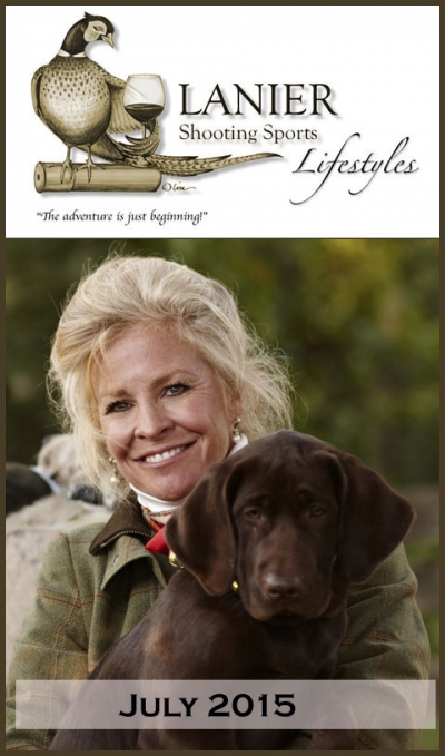 Lanier Shooting Sports Lifestyles - July 2015