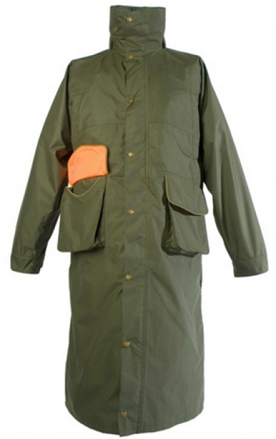High-Tech, Eco-Friendly Upland Gear Now Imported by Tweed Purveyor, Good Shot Design