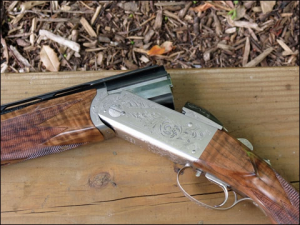 Shooting Krieghoff's New Parcours – The Lightest K-80 Ever