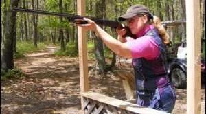 Peer Review: The Ithaca Model 37 With Ladies Stock Pump Gun