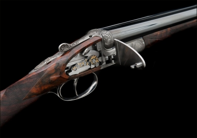 Griffin & Howe Obtains an Incomparable Collection of Bertuzzi 'Ali di Gabbiano' Shotguns