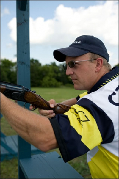 CZ's Dave Miller Goes for Clays Record to Benefit Pheasants Forever and Quail Forever Kids Programs