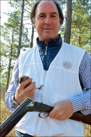 Hunting Wild Quail with Arthur S. DeMoulas, the New American Owner of English Best Gun Maker Boss & Co.