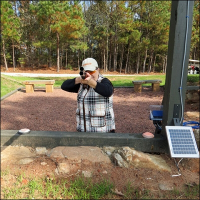 The Ritz Carlton of Sporting Clays at Reynolds Lake Oconee