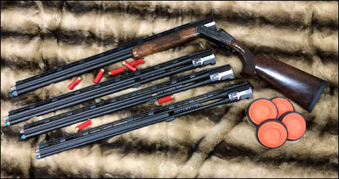 Custom Building Your Blaser F3 And F16 Shotguns In San