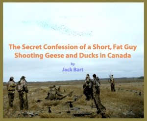 Shooting Geese and Ducks in Canada