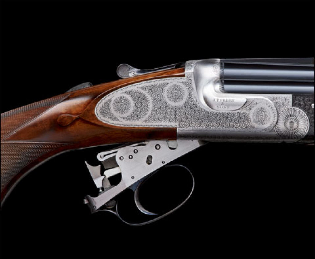 The New Purdey Sporting Clays Gun is a Trigger-Plate Marvel
